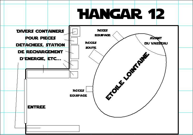 Hangar 12, où se croisent les destins - Page 2 Hangar12